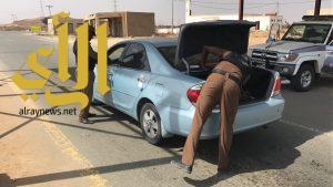 شرطة جازان تضبط مركبات مسروقة ومخالفين وكميات من المواد المخدرة في 4 عمليات منفصلة