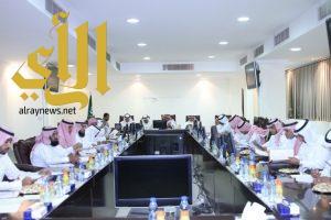 الجمعية العمومية لغرفة الخرج تعقد اجتماعها لمناقشة التقرير السنوي والحساب الختامي