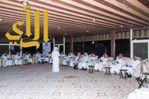 أمين منطقة الباحة يؤكد لرئيس اللجنة الإعلامية وأعضائها باهمية النقد الهادف البناء