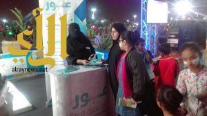 مركز تنمية الإنسان يشارك ضمن فعاليات مهرجان جازان الشتوي
