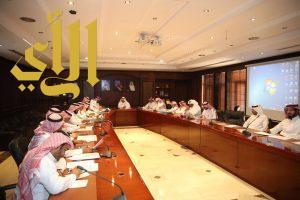 لجنة الاستعداد للعام الدراسي المقبل بتعليم الرياض تواصل اجتماعاتها