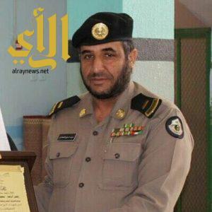 شرطة الخنقة تودع مديرها السابق الرئيس رقباء سعيد شايع ال عادي