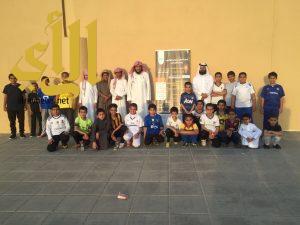 انطلاق برنامج بناء الشخصية الناجحة للأشبال في محافظة طريب