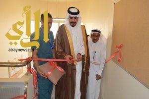 المويشير والسهلي يدشنان فعاليات اليوم الخليجي لحقوق المرضى بمركز الرعاية الأولية بالموسم