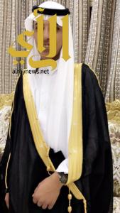 مساعد بن طلال الطويل يحتفل بزواجه