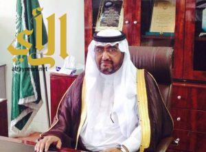 رئيس مركز المضة يهنئ القيادة بمناسبة عيد الفطر المبارك