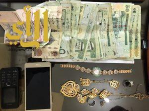 شرطة جازان تفك غموض عدد من السرقات بالعيدابي وتطيح بالتشكيل العصابي