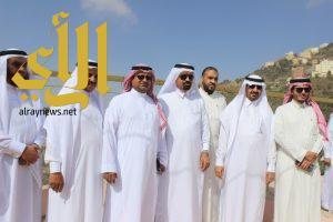 مجلس التنمية السياحية بمنطقة جازان يستضيف عددا من رجال الاعمال من منطقتي الرياض وجدة