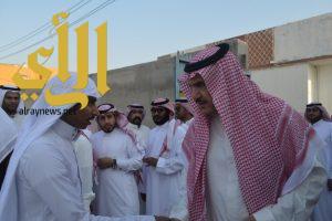 وكيل إمارة منطقة جازان يعزي أسرة الشهيد الرائد عبدالله العامري