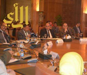 بدأ برنامج عمل المؤتمر العربي للثقافة والإبدا بمقر جامعة الدول العربية