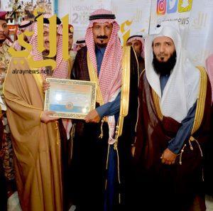 """مجلس جائزة طريب يشكرون """"ابن غبار"""" ويباركون له التكريم من أمير عسير"""