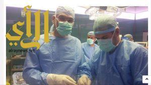 نجاح جراحة لثمانينية تمكنها من السير بمستشفى الملك عبد العزيز بجدة
