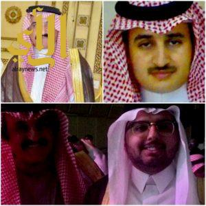 آل عادي يهنئ الجرباء بتخرج الدكتور فهد