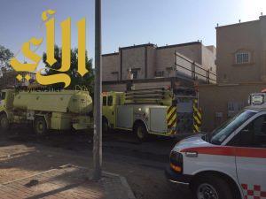 وفاة 4 وإصابة 5 أخرين في حريق منزل بالفيصلية