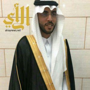 خالد آل قطران يحتفل بزواجه