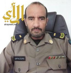 ترقية القحطاني إلى رئيس رقباء بالدفاع المدني