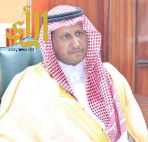 """محافظ الحرجـة يعزي بوفاة الأمير """"منصور بن مقرن"""" ومرافقيه"""
