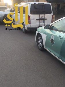 مرور جازان يقبض على «سائق باص الطالبات المتهور»