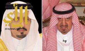 أمير عسير ينعى أخاه الأمير بندر بن خالد