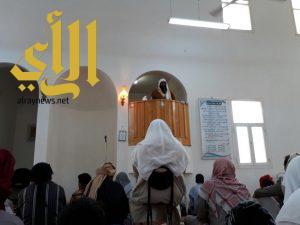مدير الشؤون الإسلامية بجازان يخطب في جامع آل تليد الحدودي