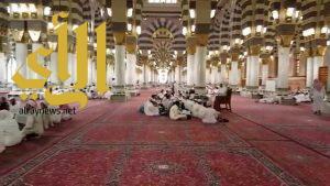 أستئناف الدورة العلمية في العلوم الشرعية بكلية المسجد النبوي