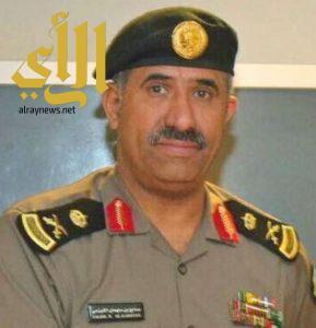"""""""أبو دهام"""" مديراً لشرطة محافظة طريب"""