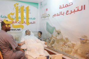 مستشفى وادي الدواسر يختتم مشاركاته في مهرجان الاحتفاء بعيد الفطر المبارك