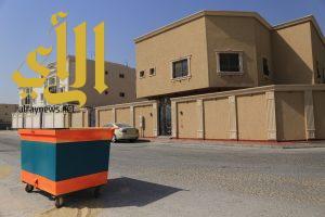 بلدية الخبر تطلق حملة نظافة شاملة لأحياء العزيزية