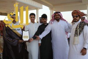 """""""بارح الكفوف"""" لأبناء عبد الله باسنبل يحقق كأس وزارة الشؤون البلدية والقروية"""