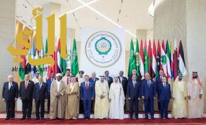 إعلان الظهران يؤكد على أهمية تعزيز العمل العربي المشترك على منهجية واضحة وأسس متينة تحمي الأمة