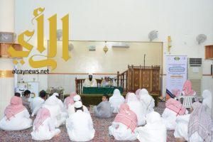 افتتاح دورة الشيخ هادي المدخلي العلمية الثانية لعام 1438ھ بصامطة