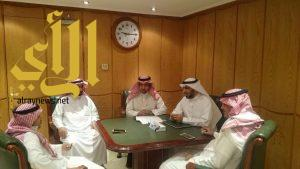تعليم الرياض يستعد لاستقبال طلابنا (سفراء العزم ) من ظهران الجنوب