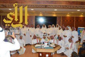 بحضور مدير التعليم اختتام برنامج القاموس الإرشادي العربي الموحد للصم