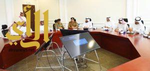 وكيل إمارة منطقة جازان يرأس لقاء مدير المرور وإعلاميي المنطقة