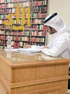 الشاعر رائد الكيرعاني يحصل على درجة الماجستير في القانون
