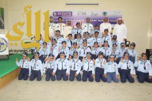 الانتخابات تحسم اسم رئيس سداسيات الوحدة الكشفية بمدرسة الأبناء بوادي الدواسر