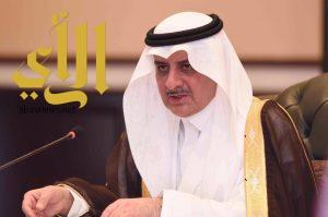 أمير تبوك يثمن دعم ولي العهد للرياضة السعودية