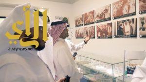 وكيل وزارة التعليم للبنين يزور معرض معهد العاصمة في الجنادرية 32