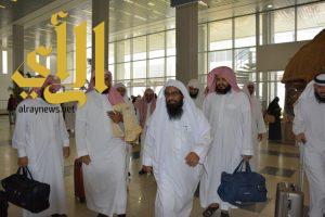 مدير فرع وزارة الشؤون الإسلامية بجازان يلتقي مدير فرع الوزارة بمكة المكرمة