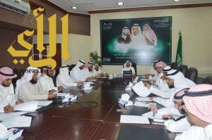السهلي يرأس اجتماع اللجنة الفرعية للوضع القائم للقرى النائية