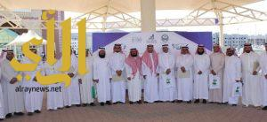 """""""نفع"""" الخيرية تختتم مشاركتها في فعاليات اليوم الخيري التطوعي بملتقى مكة الثقافي"""