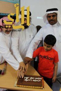 مدرسة الفيصلية بمكة المكرمة تحتفل باليوم العالمي للمعلم