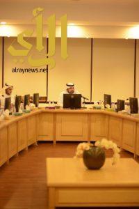 """مبادرة """"رمضان امان"""" تعقد مؤتمرها الصحفي الأول في غرفة الرياض"""