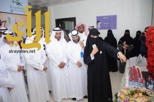 مساعد مدير صحة الرياض يدشن فعاليات اليوم العالمي للكلى بمركز صحي النرجس