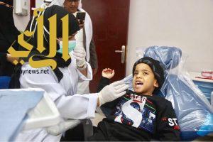مركز طب الاسنان التخصصي بشرق الرياض يزيد عدد مراجعيه وينهي قوائم الانتظار
