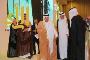 أمير منطقة الرياض يفتتح أعمال مؤتمر نزاهة الدولي الثالث