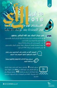 وزير الثقافة والإعلام يفتتح اليوم أول دار سينما في المملكة بعد توقف 35 عاما