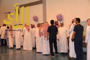 د. القحطاني يرفع التهنئة للمقام السامي بمناسبة عيد الفطر المبارك