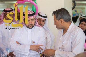 مدير صحة الرياض : برامج تطويرية لمكافحة العدوى في المنشآت الصحية