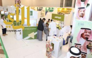جامعة الجوف تقدم خدماتها لزوار مهرجان الزيتون